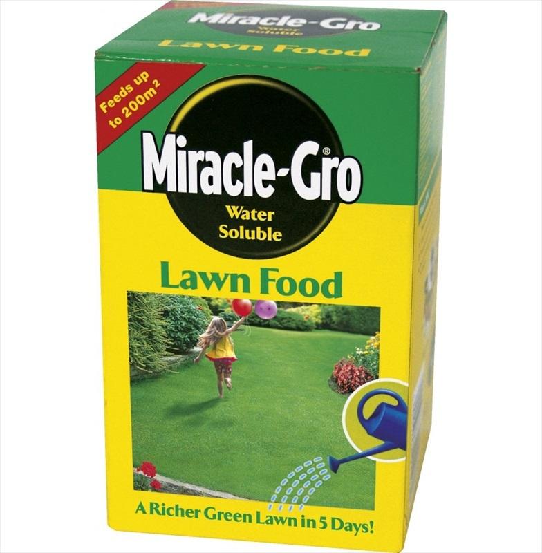 Miracle Gro Lawn Food Reviews