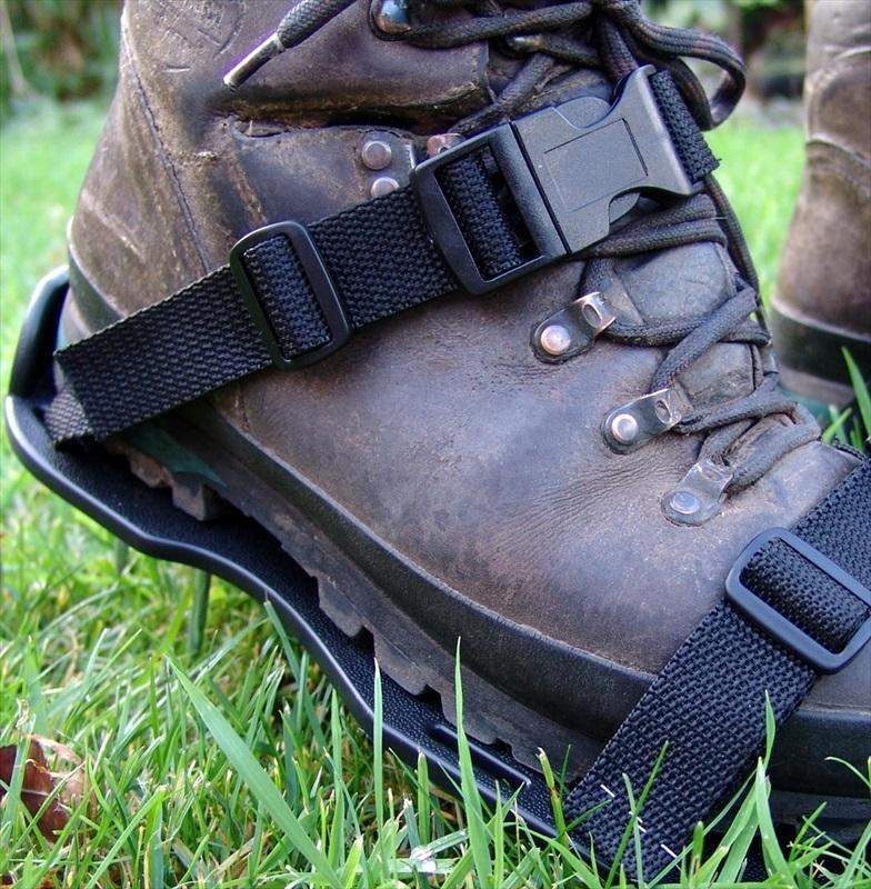 how to make aerator shoes
