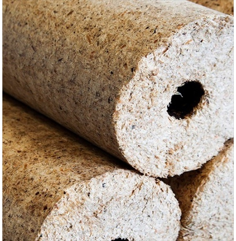 Wonderful Blazers Fuel Logs For Garden Chiminea Or House Fire   10kg   100% Wood Heat  Log