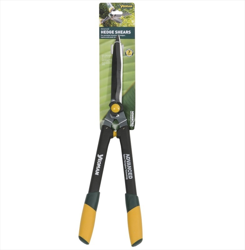 Advanced hedge shears the garden factory for Gardeners trimming tool