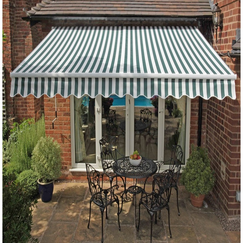 Deluxe Easy Henley Wall Awning Width 25m Or 3m 35m