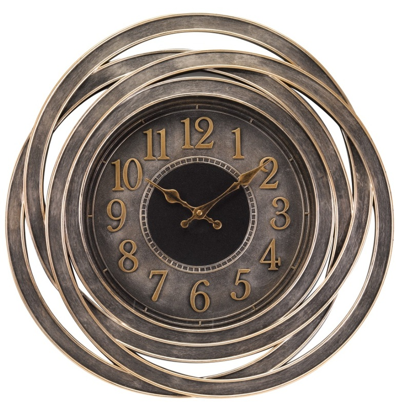Lovely Ripley Garden Outside Wall Clock   Large 50cm   Indoor Or Outdoor Clock