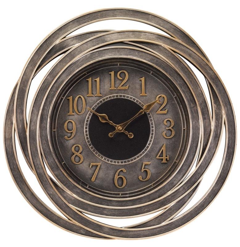 ripley 50cm garden wall clock the garden factory