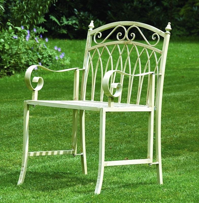 Versailles Garden Folding Arm Chair The Garden Factory