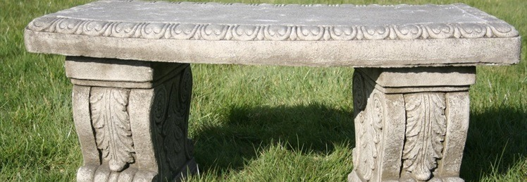Stone Benches