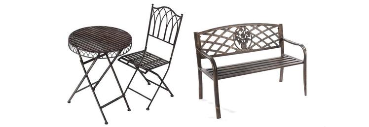 Greenhurst Garden Furniture Ranges - The Garden Factory