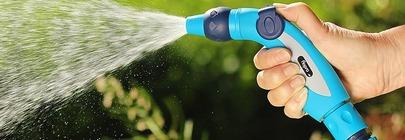 Sprinklers, Spray Guns and Lances