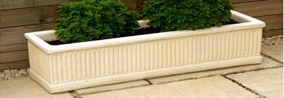 Large Stone Planters and Troughs