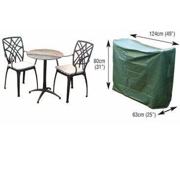 2 Seater Bistro Furniture Set Cover