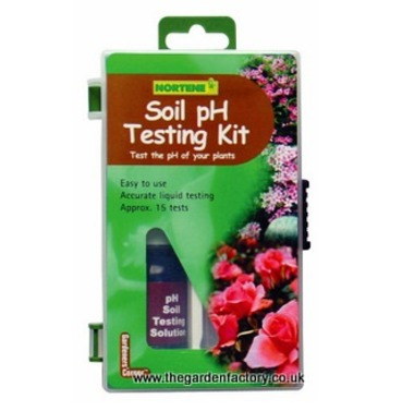 Nortene Soil pH Testing Kit