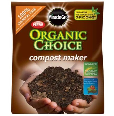 Miracle-Gro Organic Choice Compost Maker
