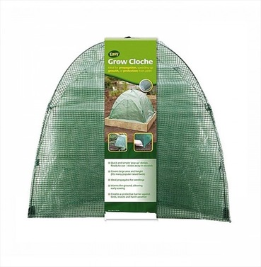 Easy Gro Pop Up Cloche Propagation, Growing, Protection - Medium - 2 Pack