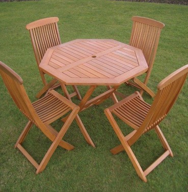 Oxford Octagonal Set