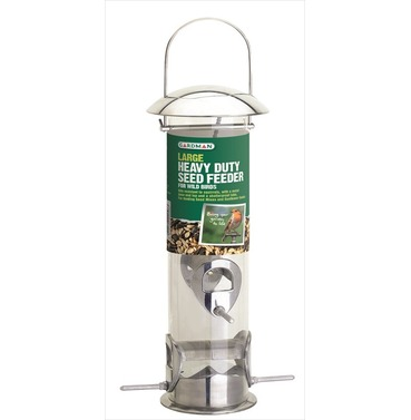 Seed Feeder - Heavy Duty Feeder by Gardman