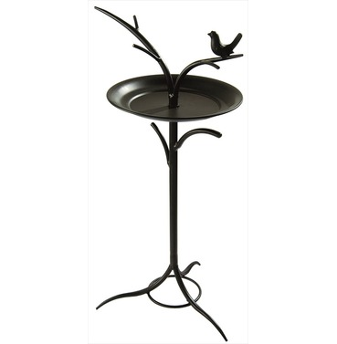 Tree Pedestal Bird Bath by Gardman