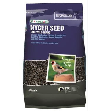 Nyger Seed 0.9kg - from Gardman
