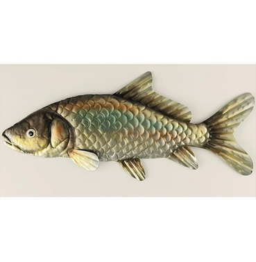 Wall Art Decoration - Carp Fish Wall Art Decorative
