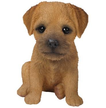 Border Terrier Puppy Baby Dog Pet Pal Garden Ornament