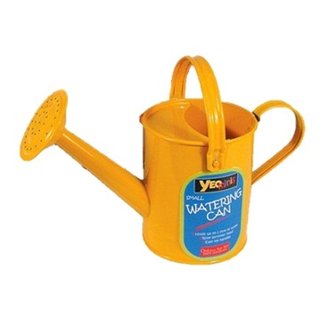Small Watering Can - Children \ Kids Watering Can - Yellow