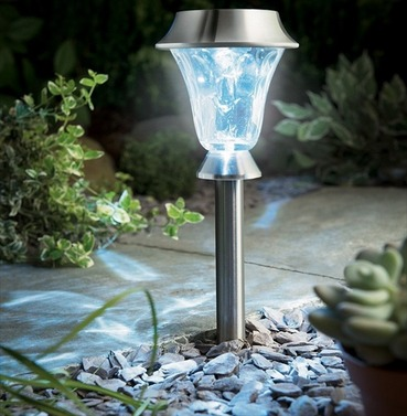 Stainless Steel Multipurpose Post or Table Solar Light