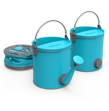 Flopro Colapz Watering Can or Bucket 7L to 10L - Collapsible - 2 in 1