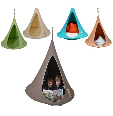 Cacoon Bonsai Hanging Tent Chair - Ideal for Kids / Children - Colour Options