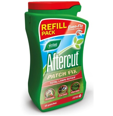 Westland Aftercut Patch Fix Lawn Grass Seed Repairer Refill Pack