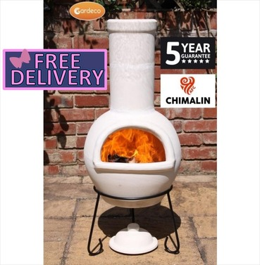 Chimalin Sempra AFC Clay With Stand & Lid - Large - 5 Year Gaurantee - Colour Options