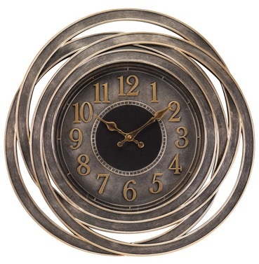 Ripley Garden Outside Wall Clock - Large 50cm - Indoor or Outdoor Clock