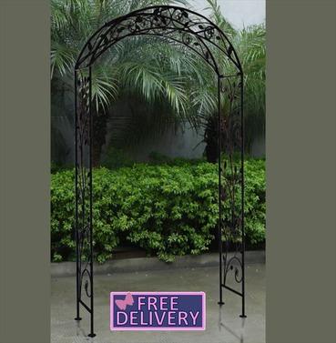 Metal Arches The Garden Factory