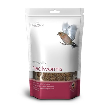 Chapelwood Finest Quality Mealworms - 500g