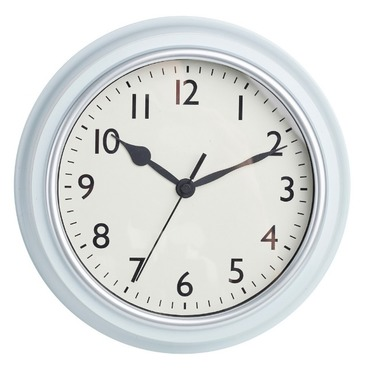 Miller Wall Clock - Indoor or Outdoor Garden Clock