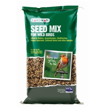 Wild Bird Seed Mix 20kg - from Gardman