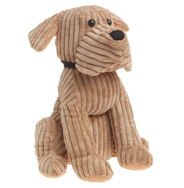 Bailey the Dog Doorstop - Cotton Fabric Door Stop