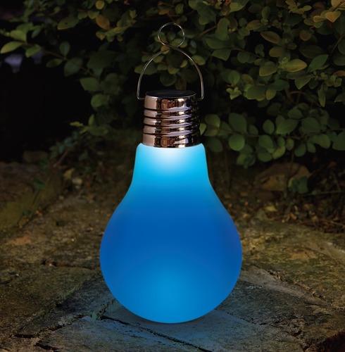 Large Eureka Omega Solar Light Bulb The Garden Factory