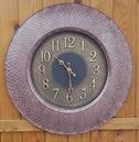 Richmond Garden Outdoor or Indoor Wall Clock 50cm